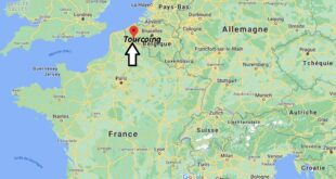 Où se trouve Tourcoing