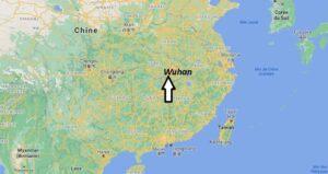 Où se trouve Wuhan