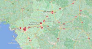 Où se trouve le Pays de la Loire