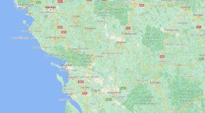 Où se trouve le Poitou