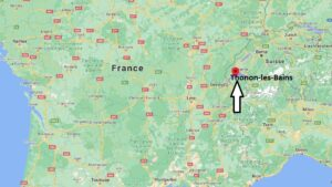 Thonon-les-Bains France