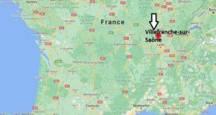 Villefranche-sur-Saône France