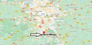 Dans quel pays est Fleury-Mérogis