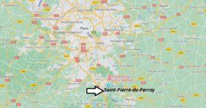 Dans quel pays est Saint-Pierre-du-Perray