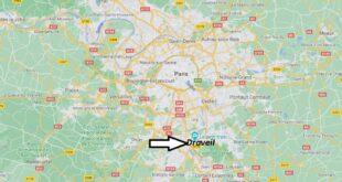 Où se trouve Draveil