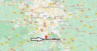 Où se trouve Fleury-Mérogis
