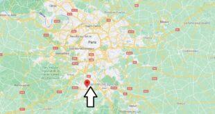Où se trouve Saint-Michel-sur-Orge