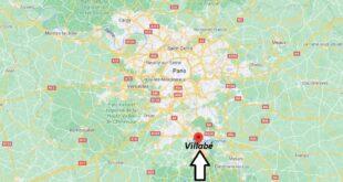 Où se trouve Villabé