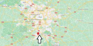 Où se trouve la ville de Saint-Michel-sur-Orge