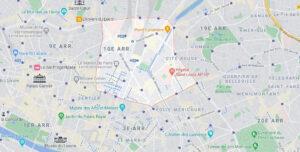 Où se trouve le 10e arrondissement à paris