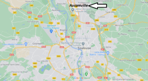 Où se situe Aucamville