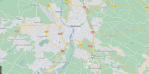 Où se situe Auzeville-Tolosane