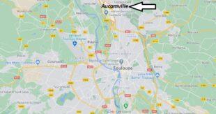 Où se trouve Aucamville