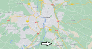 Où se trouve Auzeville-Tolosane