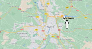 Où se trouve Montrabé