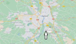 Où se trouve Ramonville-Saint-Agne