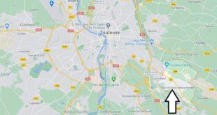 Où se trouve Saint-Orens-de-Gameville