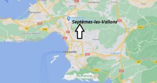Où se trouve Septèmes-les-Vallons