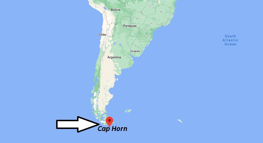 Où se trouve le Cap Horn