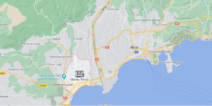 Où se situe Cagnes-sur-Mer (Code postal 06027)