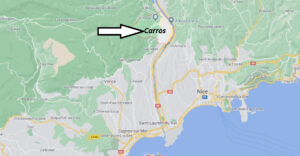Où se trouve Carros