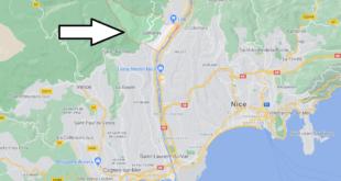 Où se trouve Gattières