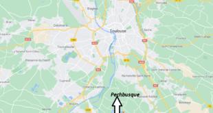 Où se trouve Pechbusque