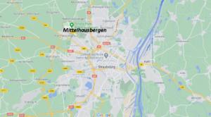 Où se situe Mittelhausbergen