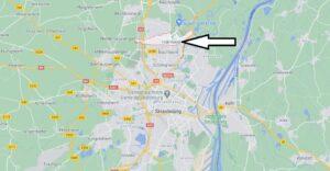 Où se trouve Hœnheim