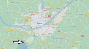 Où se trouve Saint-Aignan-Grandlieu