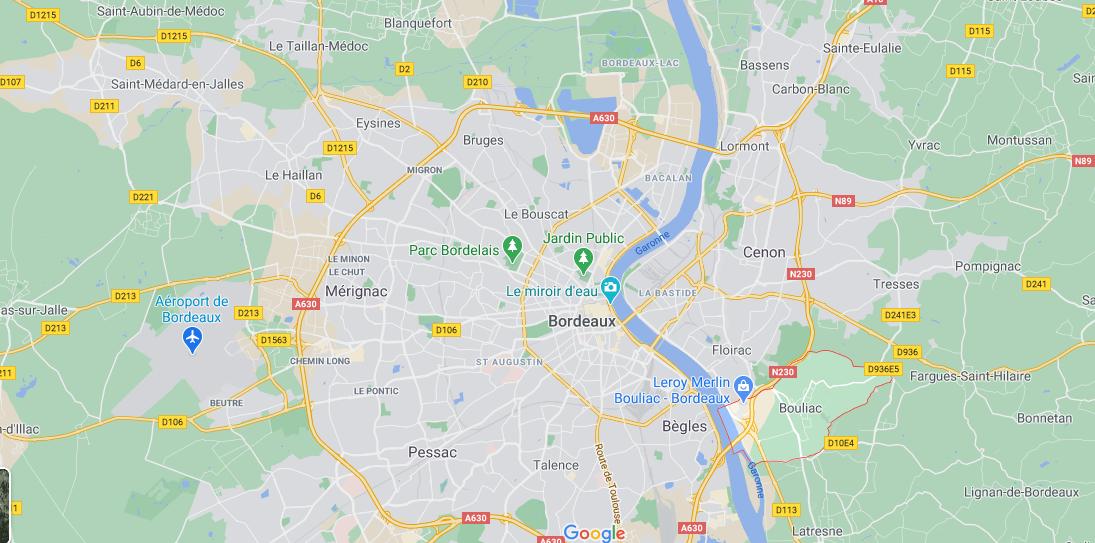 Dans quelle région se trouve Bouliac
