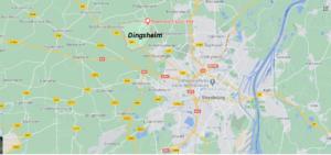 Dans quelle région se trouve Dingsheim