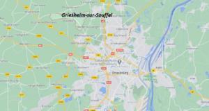 Dans quelle région se trouve Griesheim-sur-Souffel
