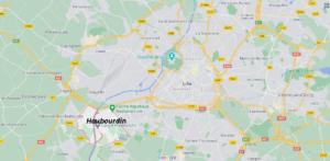 Dans quelle région se trouve Haubourdin