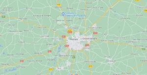 Dans quelle région se trouve La Chapelle-des-Fougeretz