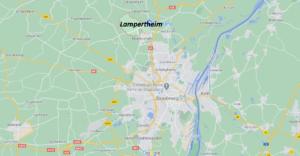 Dans quelle région se trouve Lampertheim