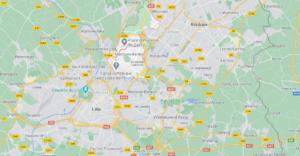 Dans quelle région se trouve Marcq-en-Barœul