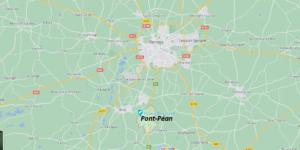 Dans quelle région se trouve Pont-Péan