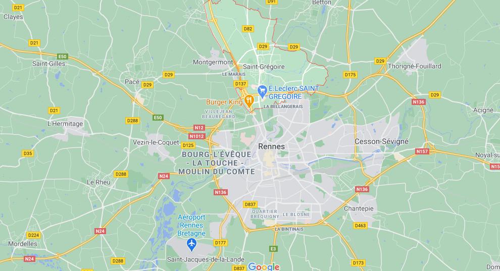 Dans quelle région se trouve Saint-Grégoire