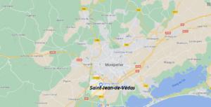 Dans quelle région se trouve Saint-Jean-de-Védas