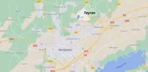 Dans quelle région se trouve Teyran