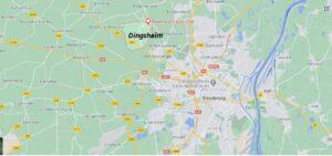 Où se situe Dingsheim (67370)