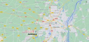 Où se situe Holtzheim (67810)
