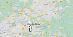 Où se situe Mons-en-Barœul (59370)
