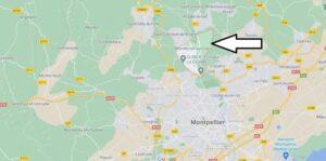 Où se situe Montferrier-sur-Lez (34980)