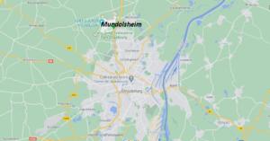 Où se situe Mundolsheim