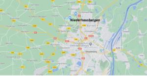 Où se situe Niederhausbergen