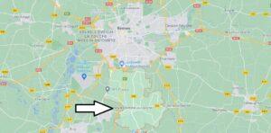 Où se situe Noyal-Châtillon-sur-Seiche (35230)