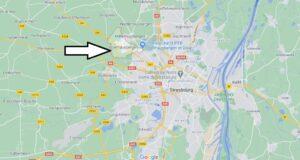 Où se situe Oberhausbergen (67205)