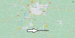 Où se situe Saint-Erblon (35230)